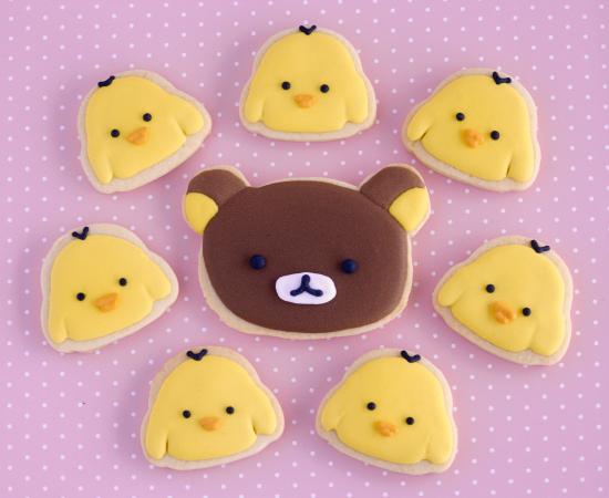 Kiiroitori Cookies
