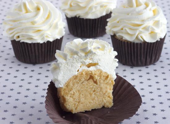 cupcakes bajos en calorías