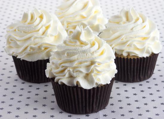cupcakes con stevia