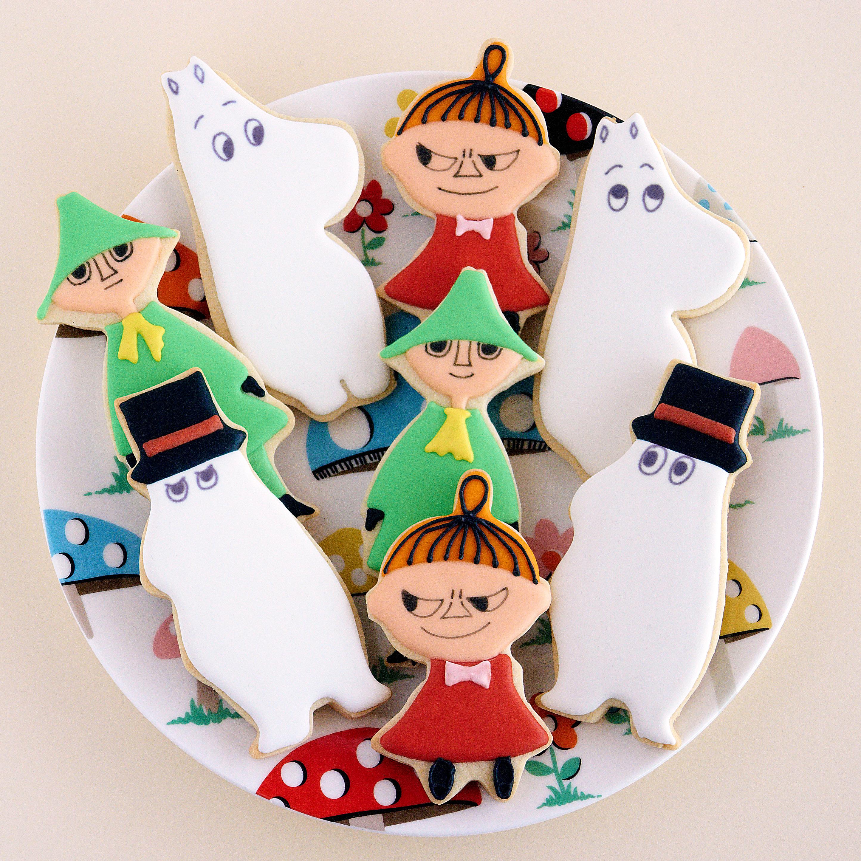 Moomin Cookies