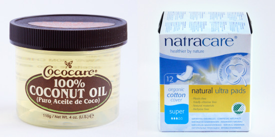 Compresas naturales