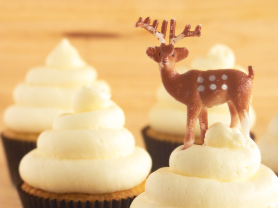 mulled wine cupcakes