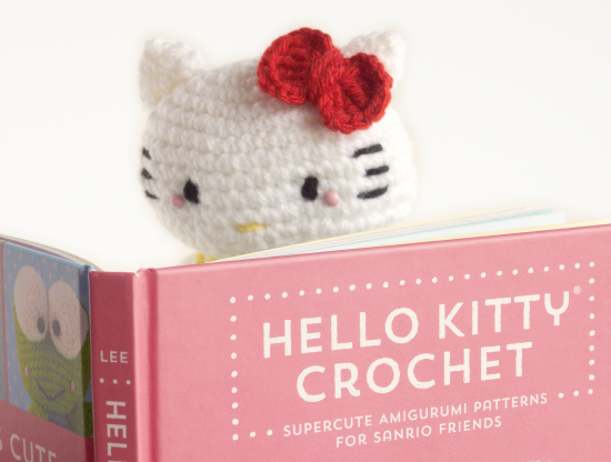 Hello Kitty Crochet book