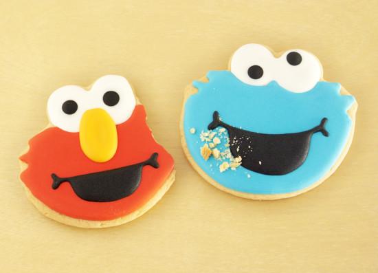 galletas de Barrio Sésamo