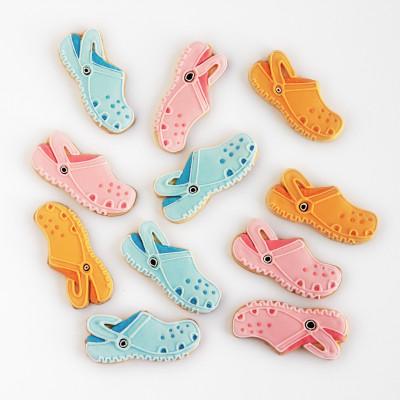 crocs cookies