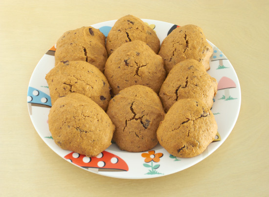 galletas de boniato