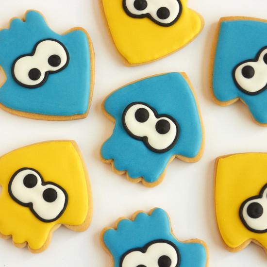 Videogame Cookies