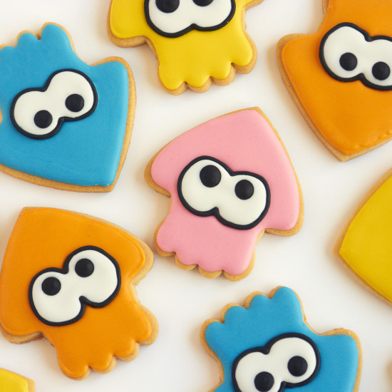 Galletas Splatoon