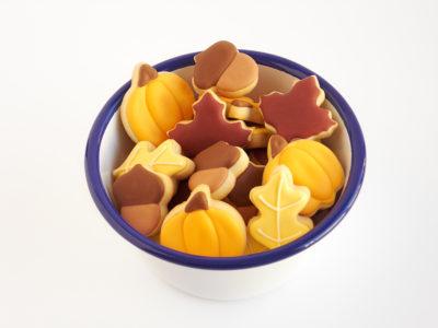 galletas de otoño
