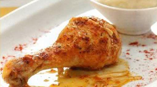 receta de pollo guisado light