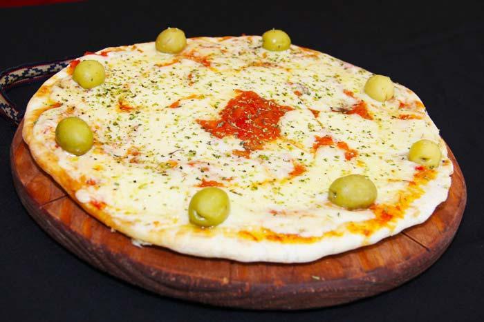 pizzas caseras receta para cumpleaños