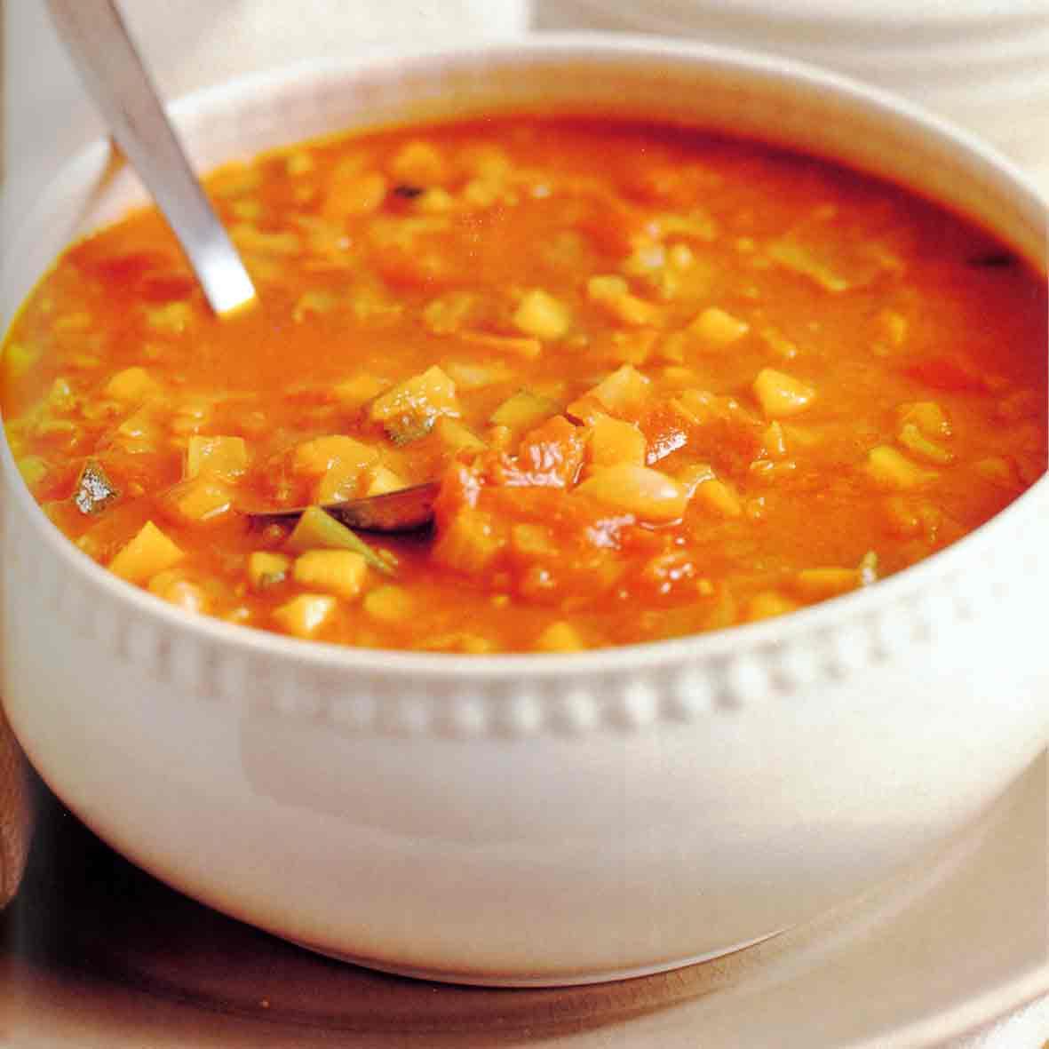sopa de minestrones recetas para invierno